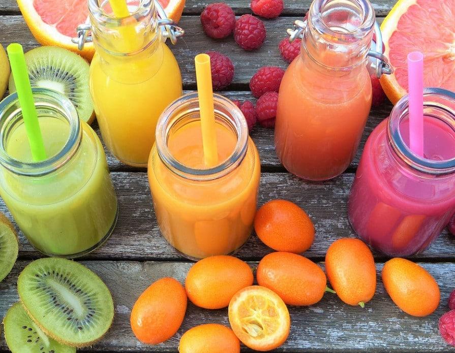 Fruit juice industry overview