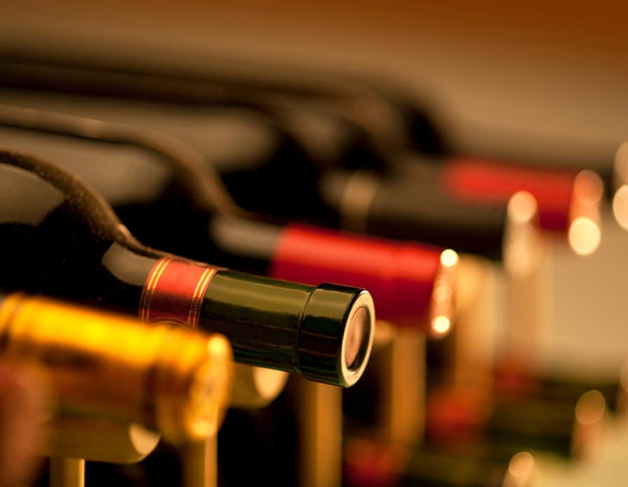 Analysis of grapes and wine by nir spectroscopy