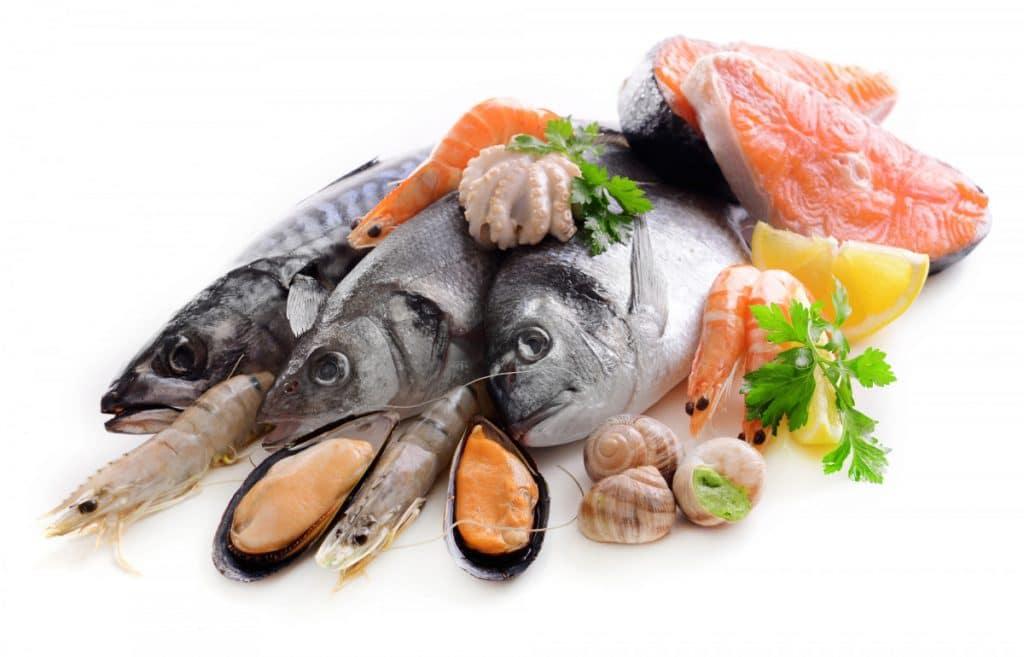 Seafood and NIR Analysis